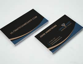 #279 for Design some Business Cards by elkarmani