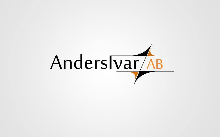 Contest Entry #8 for Design a Logo for AndersIvar AB