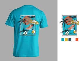 jiamun tarafından Weekend Life Co Beach Party Tshirt design için no 18