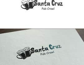 artking1994 tarafından Design a Logo for Pub Crawling için no 5