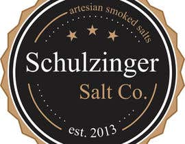 "#21 cho Design a Logo for the ""Schulzinger Salt Co."" bởi topikeche"
