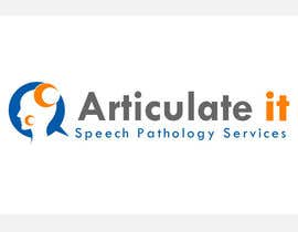 #80 untuk Speech Pathology Business Logo oleh thimsbell
