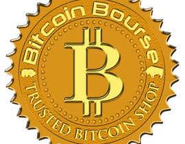 #20 for I need some Graphic Design for Trusted Bitcoin Shop Seal af Kusmin