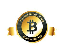 #8 for I need some Graphic Design for Trusted Bitcoin Shop Seal af ticktickboom