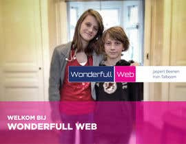 #14 for Design a Brochure for Wonderfull Web B.V. by barinix