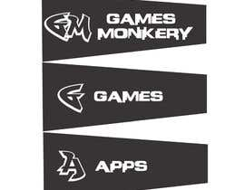 #55 for Come up with a name and Design a Logo for A iPhone application/gaming company af motim
