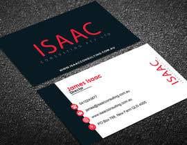 Nro 142 kilpailuun Design a Business Card käyttäjältä rizwansourov01
