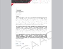 msranask tarafından Design a letterhead için no 10
