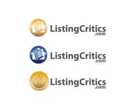 #17 para Design a Logo for Listing Critics por MED21con