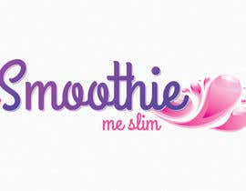 #60 for Design a Logo for Smoothie Me Slim - a new local delivery protein shake company af VrushaliSingh