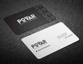 Nro 81 kilpailuun Design some Business Cards käyttäjältä islamrobi714