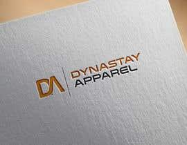 "Nro 1 kilpailuun I need a logo designed for my clothing company ""Dynasty Apparel"" -- 1 käyttäjältä dgnmedia"
