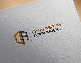 """dgnmedia tarafından I need a logo designed for my clothing company """"Dynasty Apparel"""" -- 1 için no 3"""