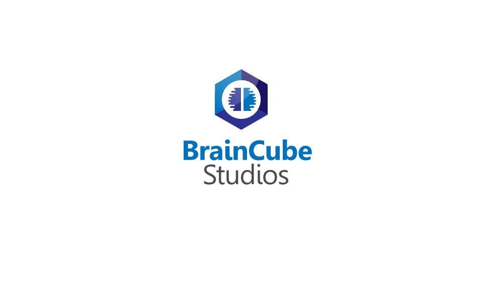 #146 for Design a Logo for BrainCube Studios by RohailKhann