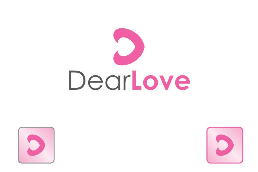 #30 for DearLove a mobile based application need a Logo by sagorak47