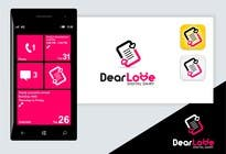 Entry # 7 for DearLove a mobile based application need a Logo by