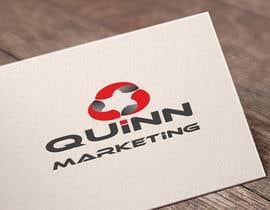 Nro 61 kilpailuun Quinn Marketing Logo Design käyttäjältä hezbul