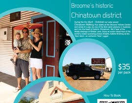 #16 untuk Design a Flyer for Broome Walks oleh djtriptronick