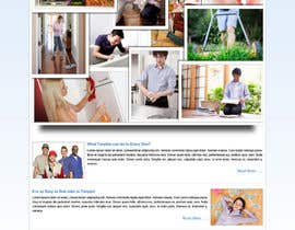 kosmografic tarafından Website Design for Tonybin (simple and cool designs wanted) için no 166