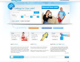 #161 для Website Design for Tonybin (simple and cool designs wanted) от herick05