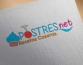Nro 16 kilpailuun Diseñar un logotipo: postres.net käyttäjältä ariiix