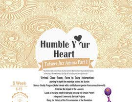 #25 for Flyer for a course af AminaHavet