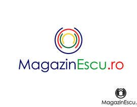 #66 for Design a Logo for MagazinEscu.ro af designsa