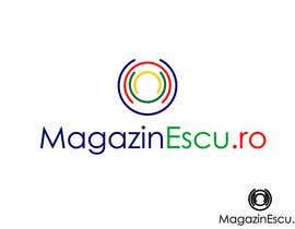 #66 para Design a Logo for MagazinEscu.ro por designsa
