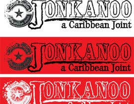 "#25 para Design a Logo for our restaurant "" Jonkanoo - a Caribbean Joint "" por parmitu"