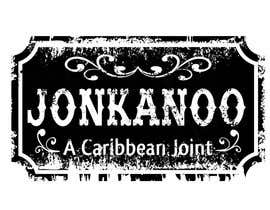 "#55 para Design a Logo for our restaurant "" Jonkanoo - a Caribbean Joint "" por parmitu"