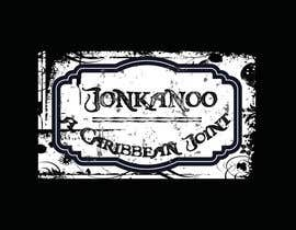 "#81 para Design a Logo for our restaurant "" Jonkanoo - a Caribbean Joint "" por fabrirebo"