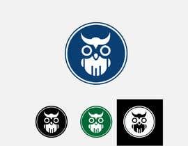 DucCat tarafından Design a logo of owl için no 77