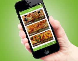 Nro 29 kilpailuun Design a mobile app UI käyttäjältä amirkust2005