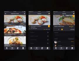 Nro 39 kilpailuun Design a mobile app UI käyttäjältä designcarry
