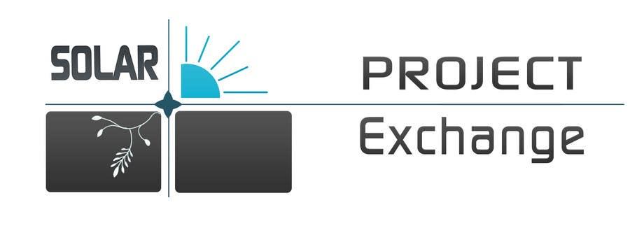 Kilpailutyö #97 kilpailussa Logo Design for Solar Project Exchange