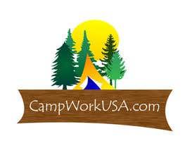 #93 para Design a Logo for CampWorkUSA.com por designsa