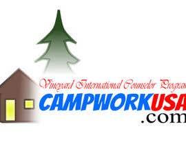 matthewsabk tarafından Design a Logo for CampWorkUSA.com için no 44