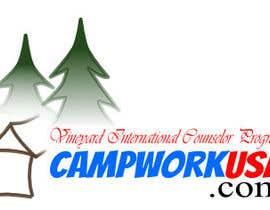 matthewsabk tarafından Design a Logo for CampWorkUSA.com için no 68