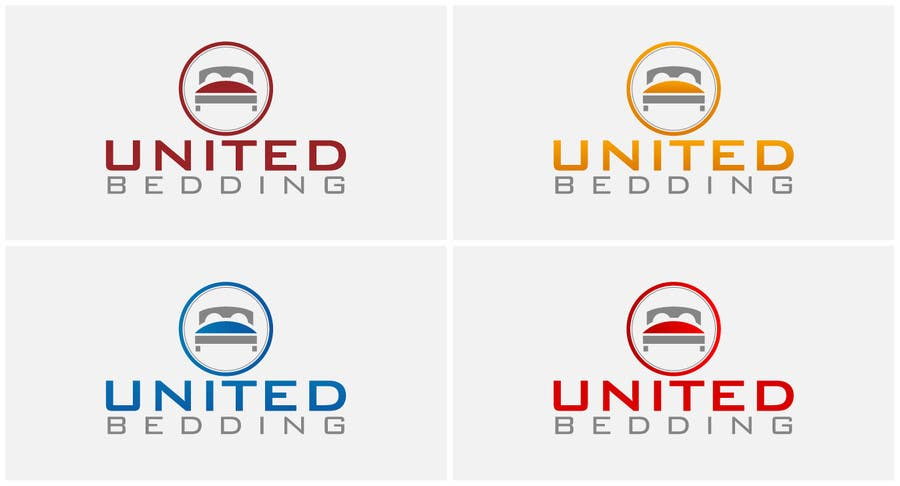 Inscrição nº 98 do Concurso para Design a Logo for United Bedding