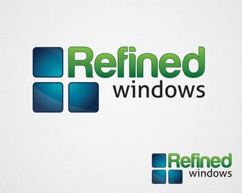 #2 for Develop a Corporate Identity for Refined Windows by SergiuDorin