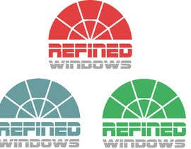 #10 for Develop a Corporate Identity for Refined Windows af MajdGH