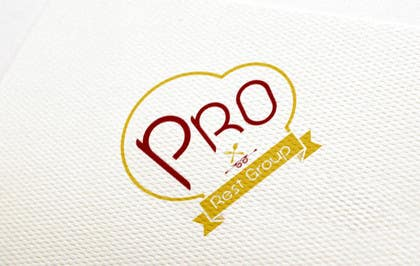 #30 untuk Logo for a restaurants group oleh chubbycreations
