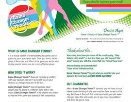 #14 para Design Flyer from Website por fabidesign