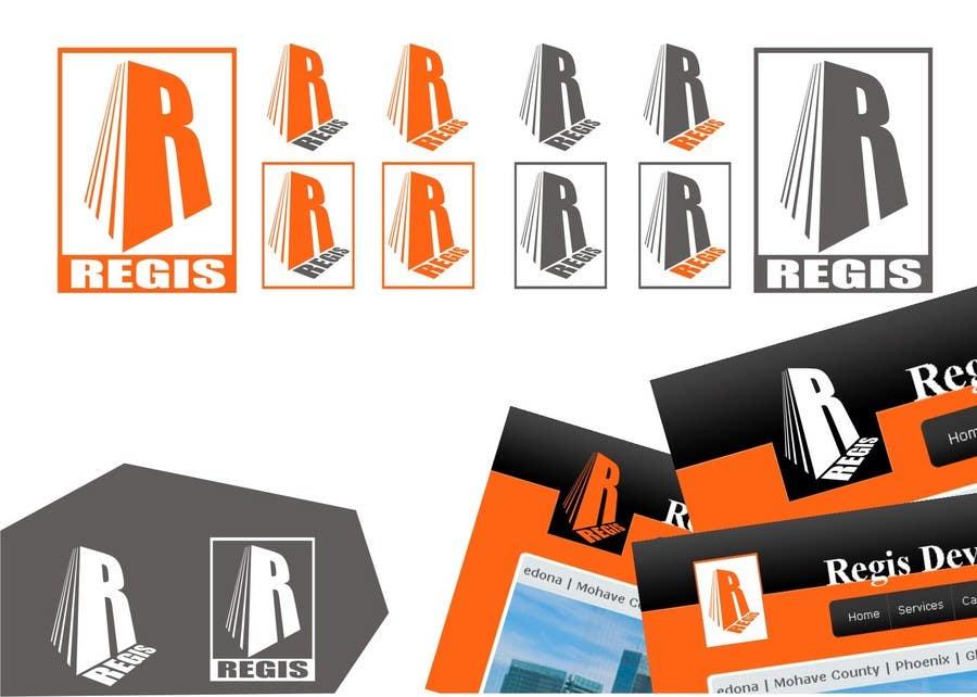 Inscrição nº 94 do Concurso para Logo Design for Regis