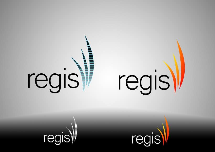 Inscrição nº 80 do Concurso para Logo Design for Regis