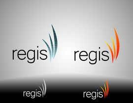 #80 para Logo Design for Regis por AkshaySaswade
