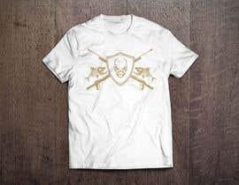 Nro 24 kilpailuun Design a skull/fishing T-Shirt käyttäjältä leodesigner1