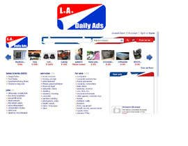 #41 for Design a Logo for L.A. DAILY ADS af davidliyung