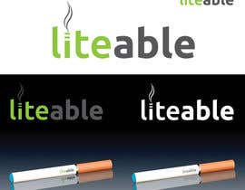 umamaheswararao3 tarafından Design a Logo for liteable - the next big e-cig brand! için no 1