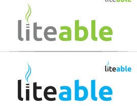 umamaheswararao3 tarafından Design a Logo for liteable - the next big e-cig brand! için no 5